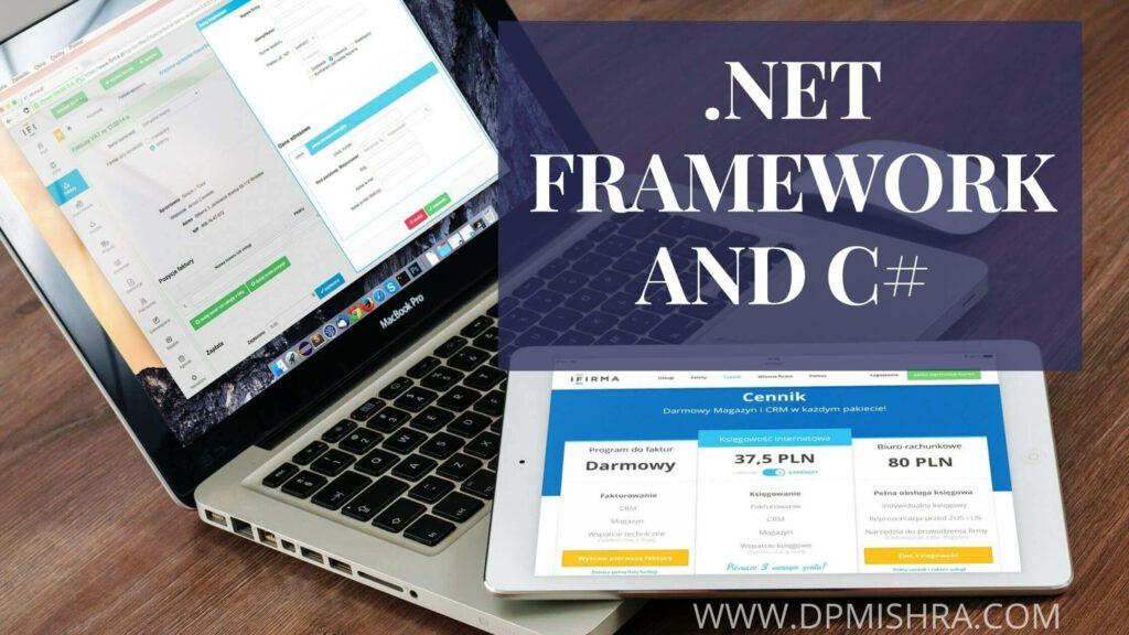 .net framework and c sharp notes